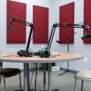 Colgate recording studio