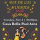Dia De Los Muertos Baile - Tuesday, Nov 2