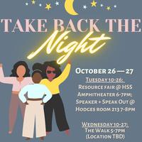Take Back the Night - The Walk