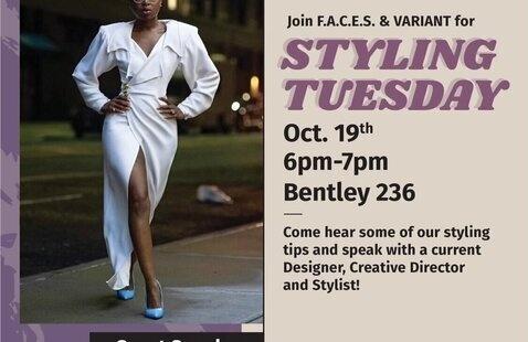 Variant Magazine and Faces Modeling Fashion Week Speaker