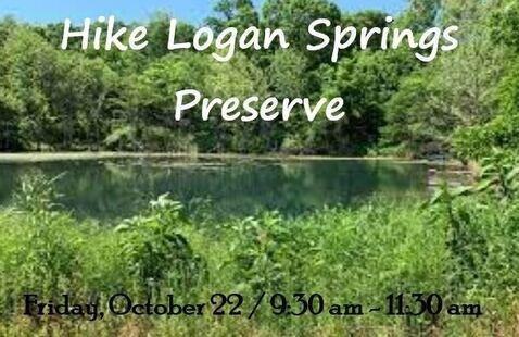 OLLI: Hike Logan Springs Preserve