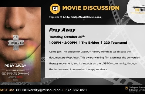 Movie Discussion: Pray Away