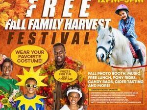 Free Fall Family Harvest Festival