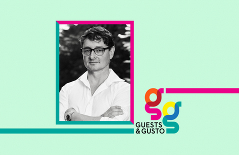 Focus on the details with interiors and industrial designer William Oberlin on 'Guests and Gusto'