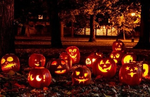 EU+ Spooky Hallowe'en Sunday Conversation