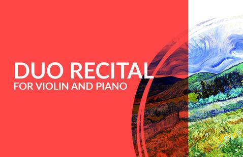 Duo Recital: Er-Gene Kahng and Hyun Kim