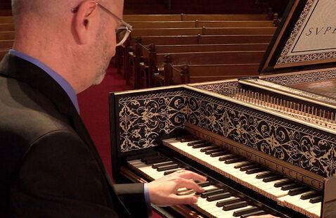 "Portland Baroque Orchestra presents ""Byron, Bon, and Brandenburg 5"""