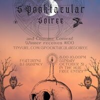 Spooktacular Soiree & Costume Contest
