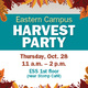 Eastern Campus Harvest Party
