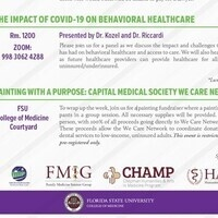 Healthcare for All Week: THE IMPACT OF COVID-19 ON BEHAVIORAL HEALTHCARE