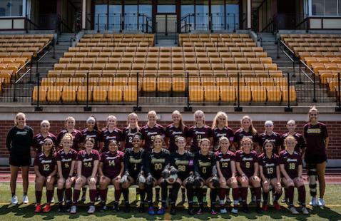 Women's Soccer Senior Game vs. Anna Maria