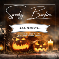 Spooky Bonfire