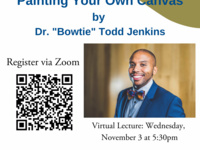 """Leadership Development: Painting Your Own Canvas by Dr. """"Bowtie"""" Todd Jenkins"""