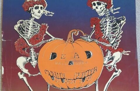 Grateful Dead Themed Halloween Party With Pearly Baker's Best