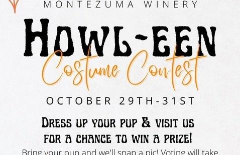 Montezuma Winery HOWEL-EEN Costume Contest