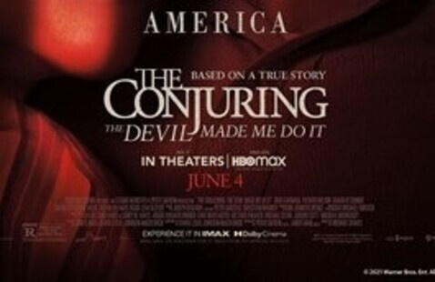 ASUOP Film Series | The Conjuring: The Devil Made Me Do It