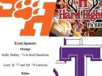 SHSU VS Tarleton Reception sponsors