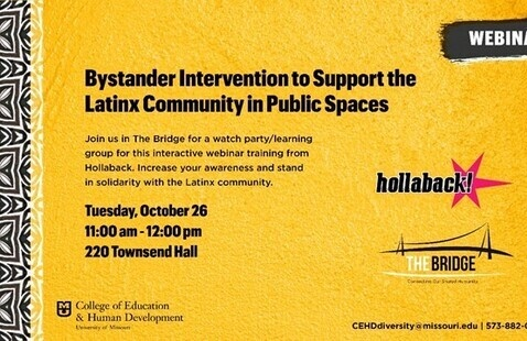 Bystander Intervention to Support Latinx Communities in Public Spaces