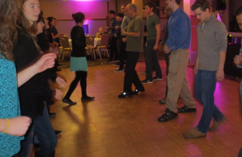 Dance with NOSOTROS