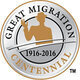 This exhibit is an official Chicago Great Migration Centennial event.