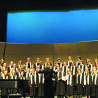 Michigan Tech Honors Choir Festival Concert featuring Dr. Jerry Blackstone