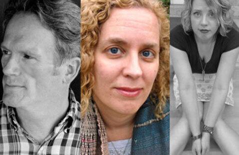 An Evening With James Magruder, Jen Michalski, and Amber Sparks