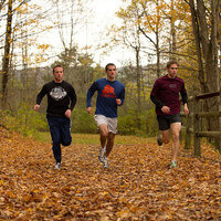 Harry H. Lang '48 Cross Country Course and Fitness Trails