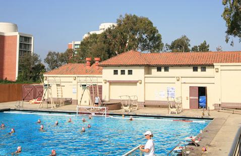 Axelrood Aquatics Center