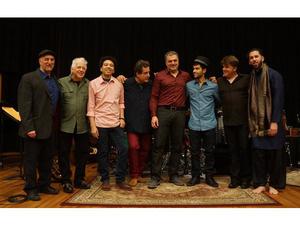 "Faculty Recital: Jamey Haddad and ""Under One Sun"""