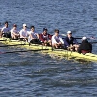 Colgate University Men's Rowing at Bill Braxton Regatta