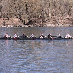 Colgate University Women's Rowing at Ithaca, RIT