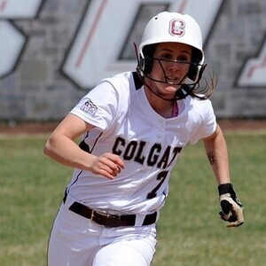 Colgate University Softball vs South Dakota State