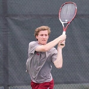 Colgate University Men's Tennis at Monmouth