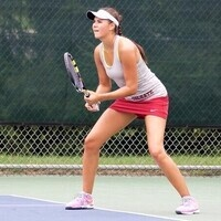 Colgate University Women's Tennis at Barry