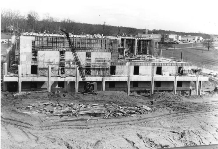 """""""The Most Needed Building On Campus"""": R. M. Cooper Library From Idea to Reality"""