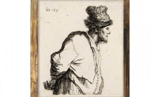 Sordid and Sacred: The Beggars in Rembrandt's Etchings