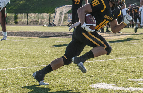 (Football) Michigan Tech at Northern Michigan