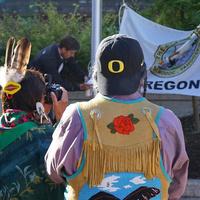 Many Nations—Oregon Tribal Flags