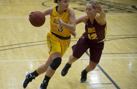 (Women's Basketball) Saginaw Valley State vs. Michigan Tech