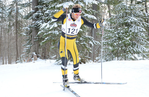 (Nordic Skiing) at NCAA Central Region Skiing Championships - Marquette, Mich.
