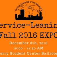 Service-Learning EXPO Fall 2016