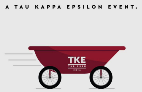 TKE Tub Push for the CCHS