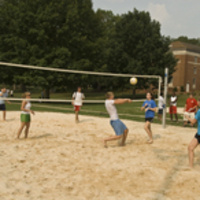 Richards Volleyball Courts
