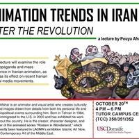 Animation Trends in Iran After the Revolution