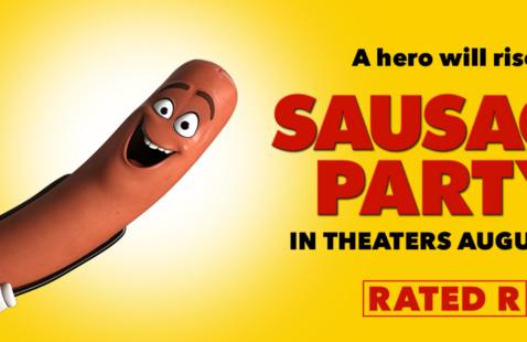 Film Board Presents Sausage Party