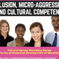 Faculty Conversations on Diversity: Inclusion, Micro-Aggressions, and Cultural Competence