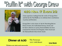 """""""Ruffin It"""" with George Dew"""