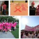Valencia Volunteers West Campus - Making Strides Against Breast Cancer