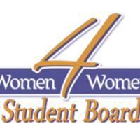 Women 4 Women Student Board Meeting