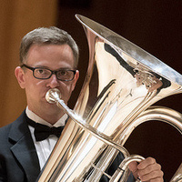 Faculty Artists: Clinton McCanless, tuba, with Krista Wallace-Boaz